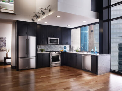 Kitchen Remodel with KitchenAid Built-In Appliances
