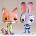Zootopia Character Toys, Books, and More!