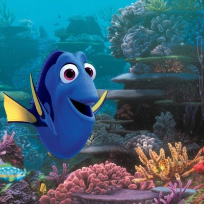 Disney•Pixar's Finding Dory Swims Home on Digital HD this October