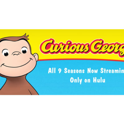 Now Streaming: Curious George on Hulu