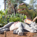 NEW Dinosaurs: Unextinct at the Los Angeles Zoo