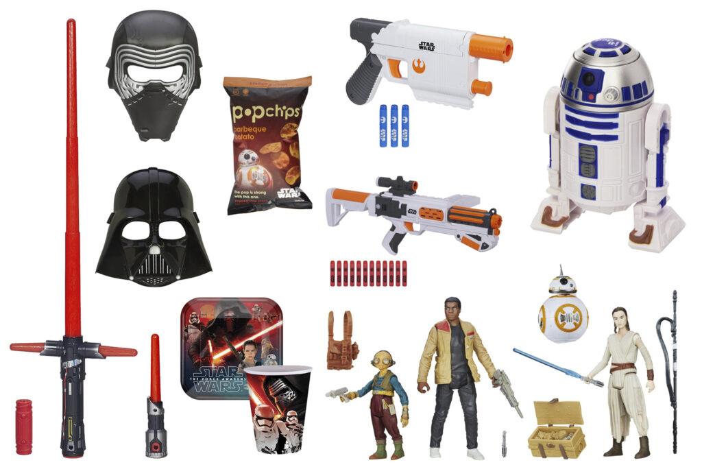 Hasbro Star Wars The Force Awakens Toys