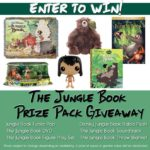 The Jungle Book Prize Pack Giveaway