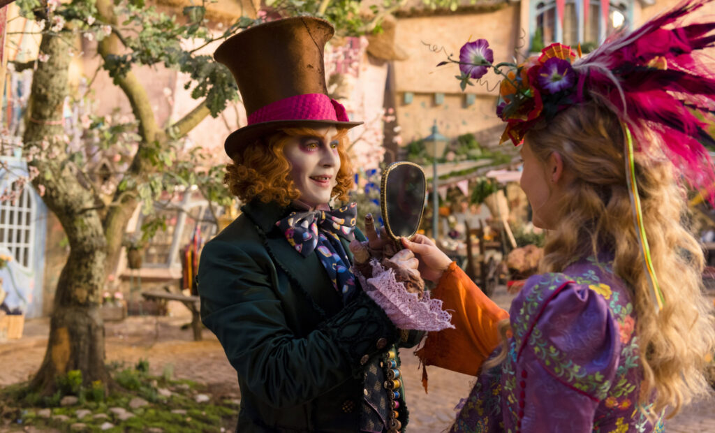 Bring the Journey Home - Alice Through the Looking Glass on Digital HD, Blu-ray™ and DMA