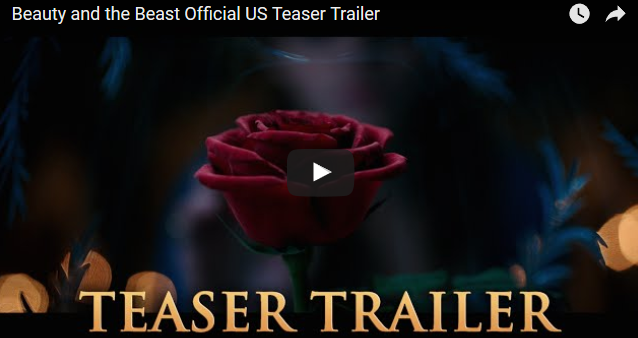 First Look: Beauty and the Beast Trailer
