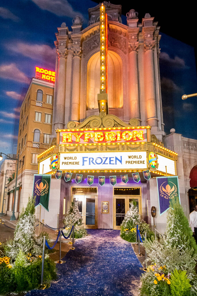 Frozen - Live at the Hyperion Opens at Disney California Adventure Park