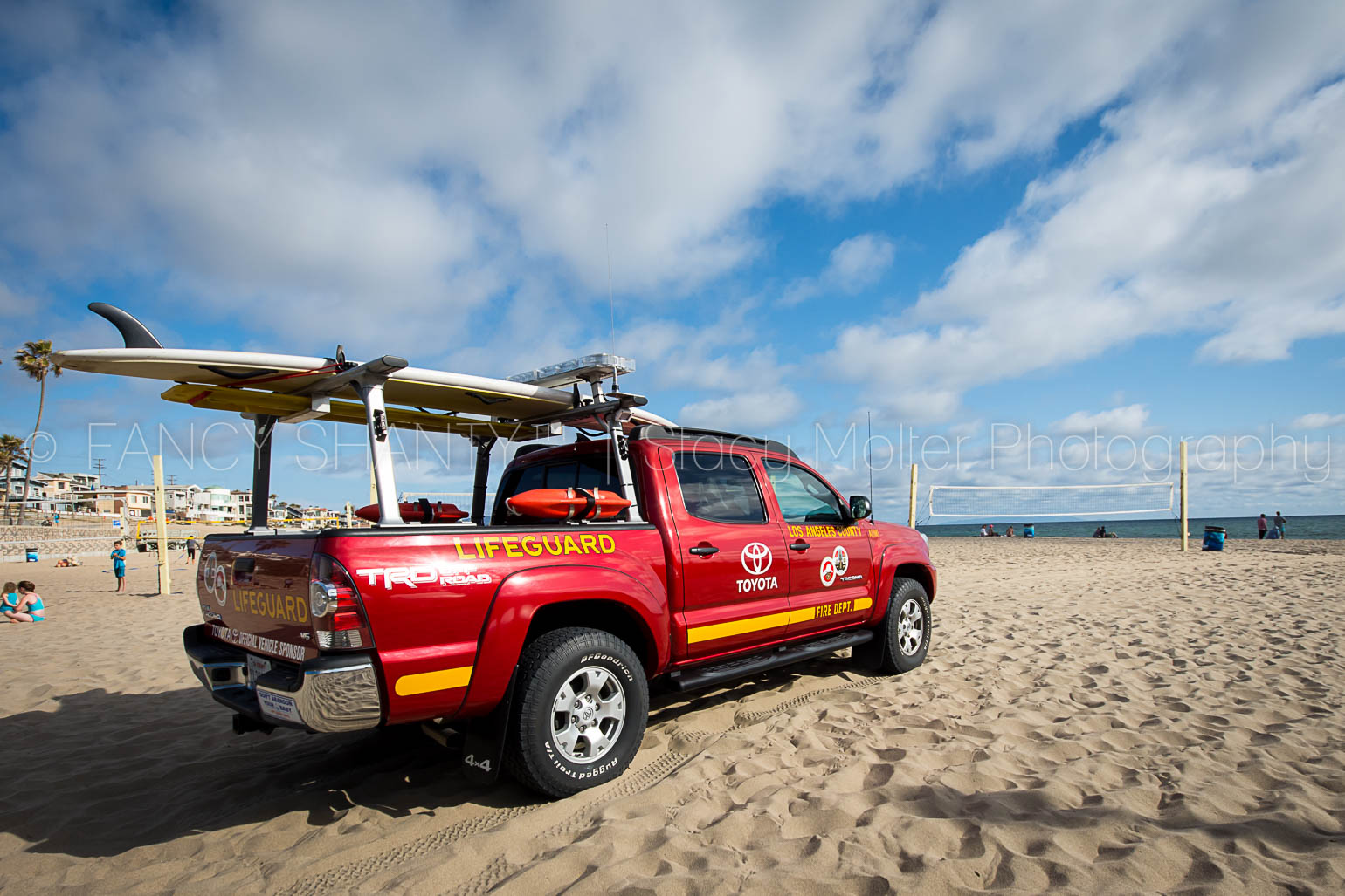 LA County Lifeguards & Toyota Team Up for Beach Water Safety
