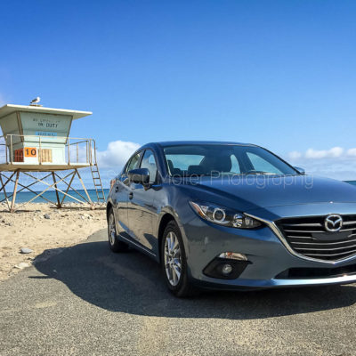 Mother's Day Pacific Coast Highway Road Trip in the Mazda3