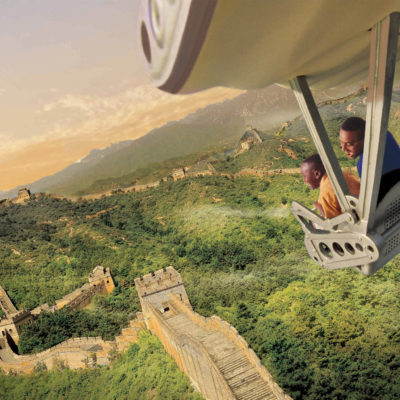 Soarin' Around the World Takes Flight This Summer at Disney California Adventure Park