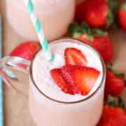 Kid-Friendly Strawberry Punch Recipe