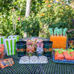 Easy DIY Outdoor Movie Theater and Zootopia Party Ideas