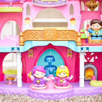 Make Learning Fun with the VTech Enchanted Princess Palace