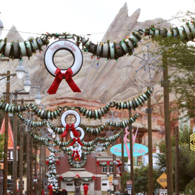 Disneyland Holidays Bring Merriment to the Disneyland Resort
