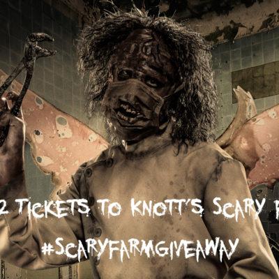 Win Tickets to Knotts Scary Farm