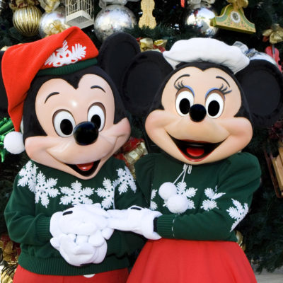 New Merriment Coming to Holidays at Disneyland Resort