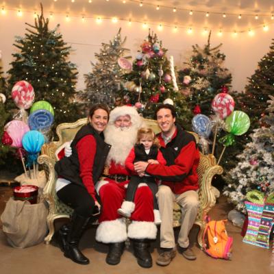 Irvine Park Railroad Christmas Train Giveaway