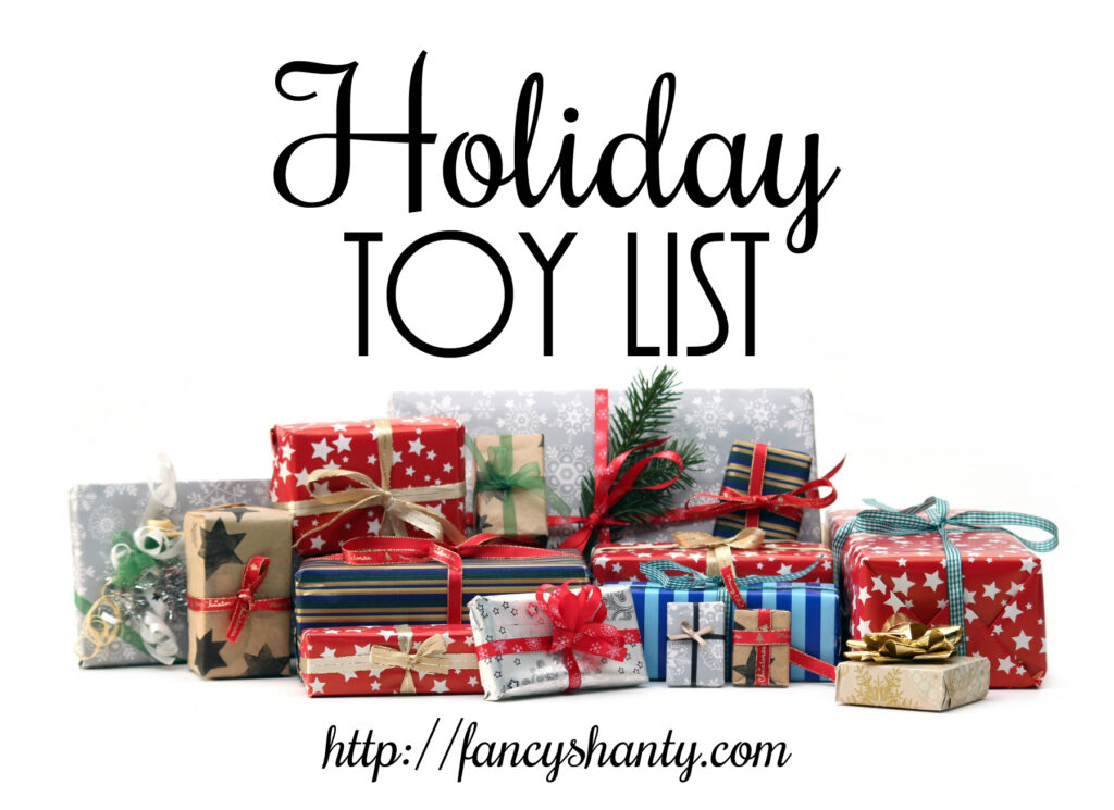 Holiday Gift Guides - Holiday Toy List