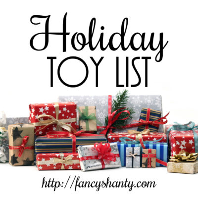 Ultimate Holiday Toy Gift Guide