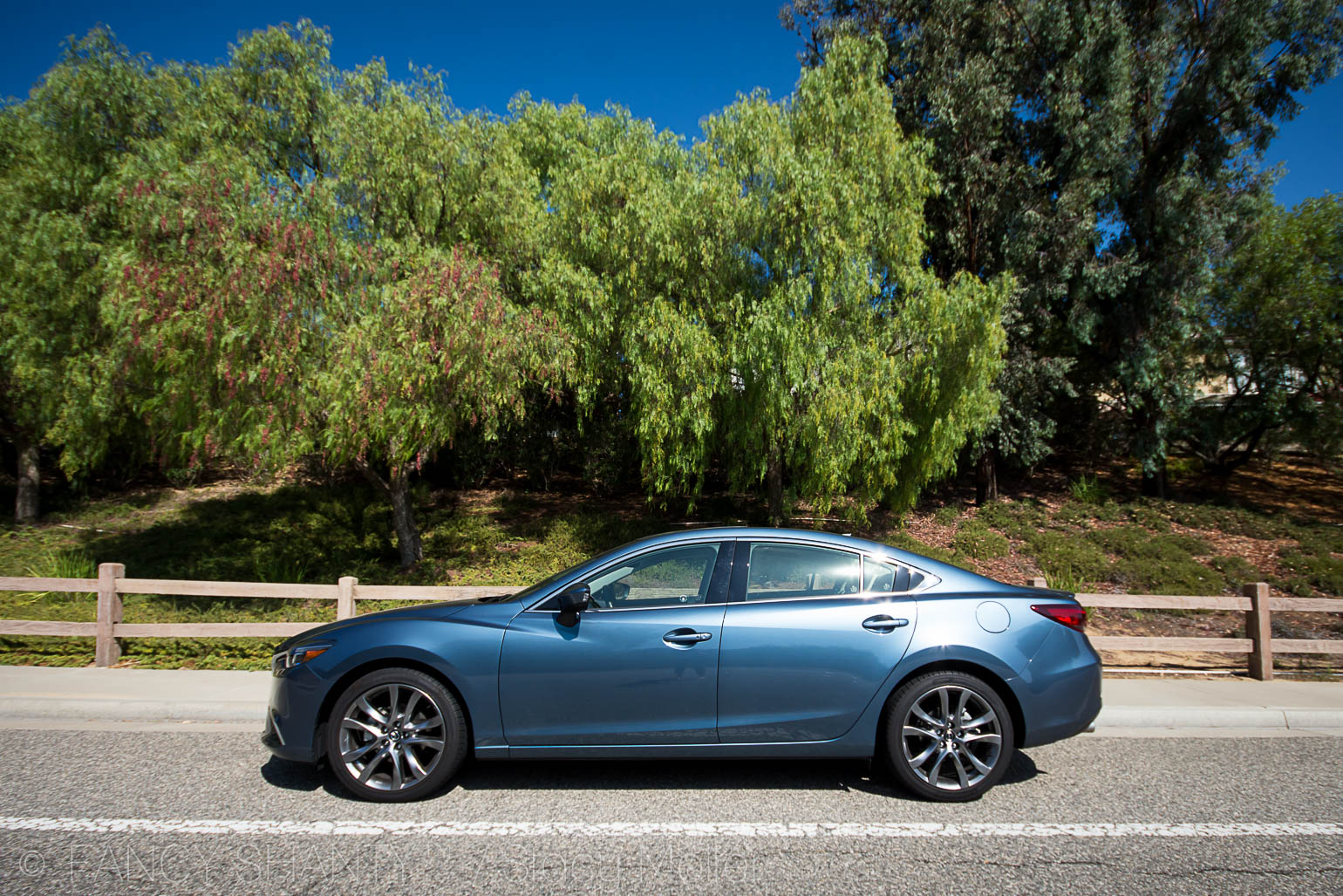 Fall in Love with the 2016 Mazda6 Grand Touring
