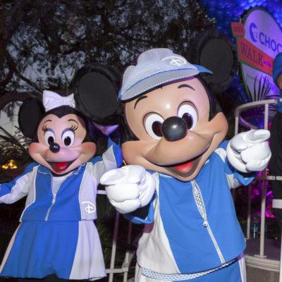 Disneyland CHOC Walk 2016