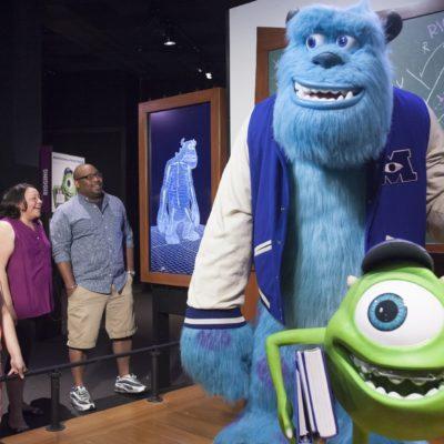 The Science Behind Pixar Exhibition Ticket Giveaway