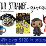 MARVEL Doctor Strange Movie Giveaway!
