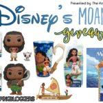 Disney Moana Toys Giveaway