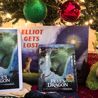 Pete's Dragon Activities and Bonus Clips