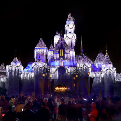 Disneyland Holiday Events 2016 – NEW World of Color – Season of Light