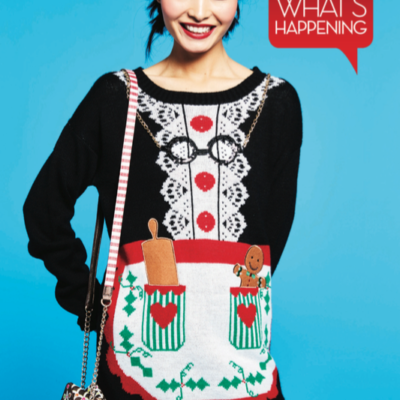 Macy's Del Amo Ugly Sweater Party