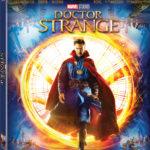 MARVEL Doctor Strange Blu-Ray: Bring Home the Master of Mystic Arts Feb. 28th