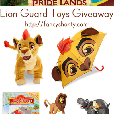 Lion Guard Toy Giveaway