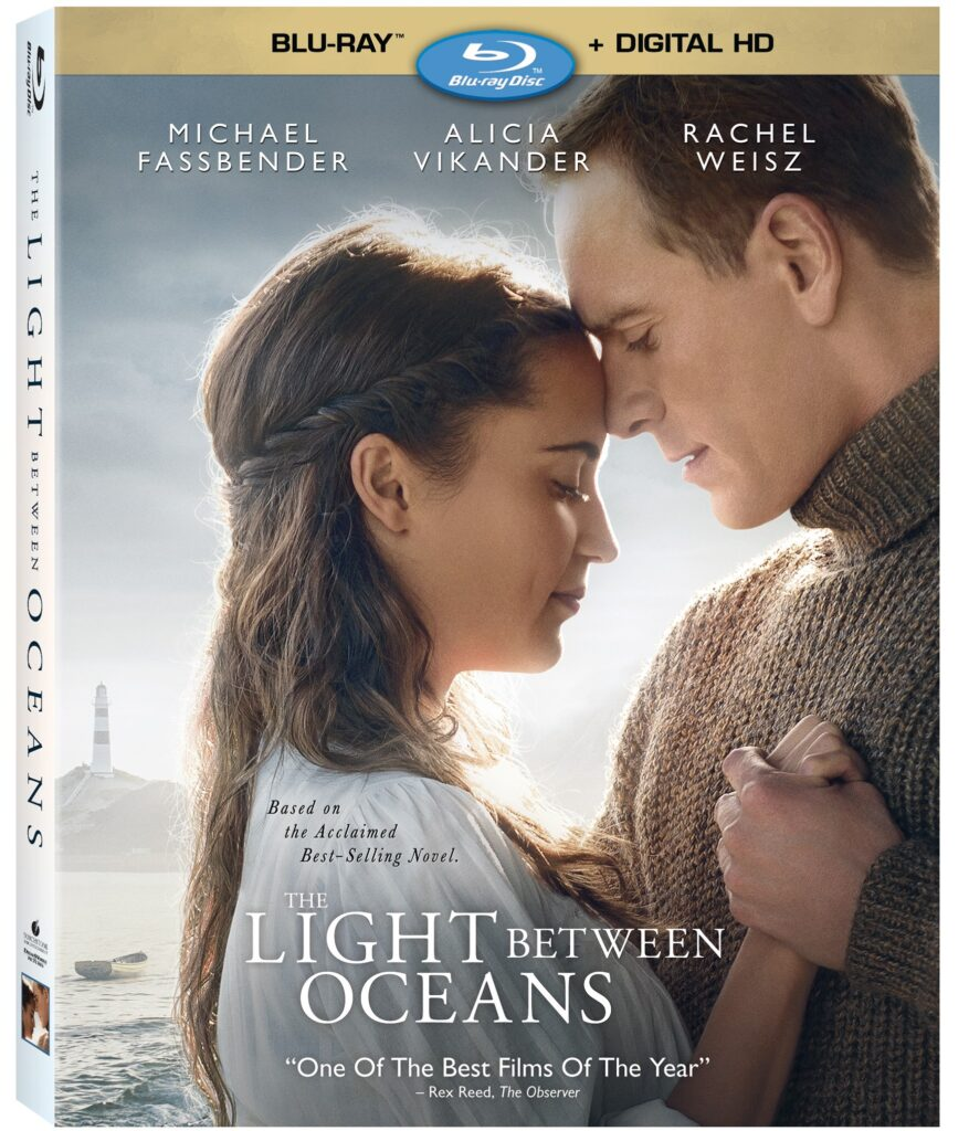 The Light Between the Oceans Blu-Ray