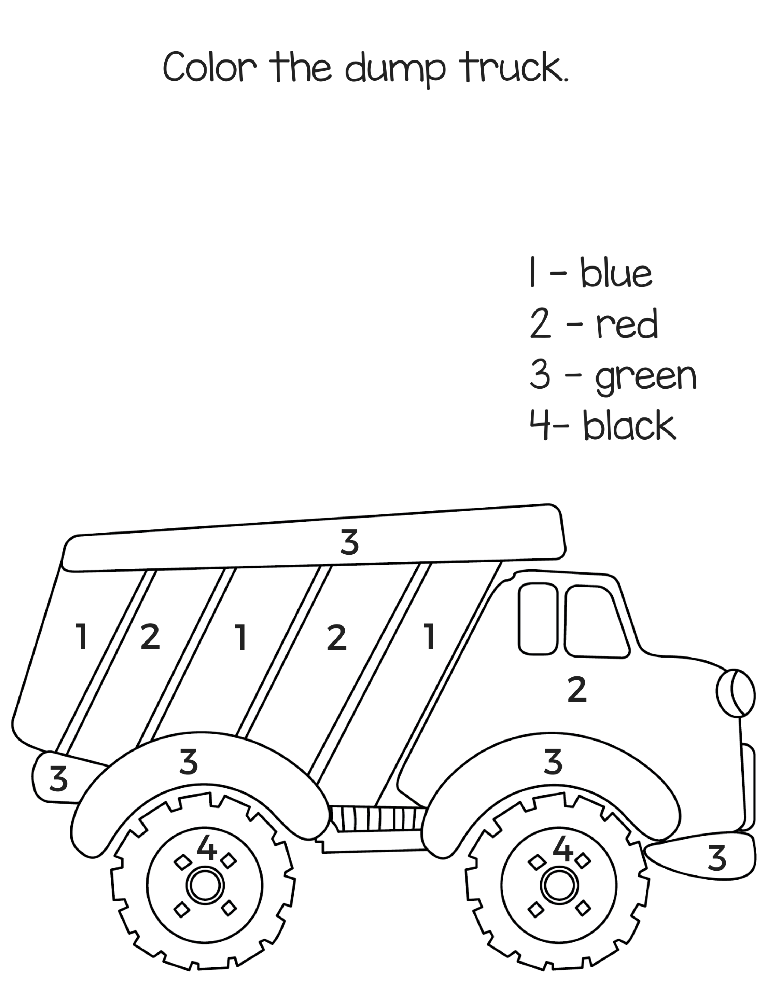 Big Preschool Workbook Download - For Boys