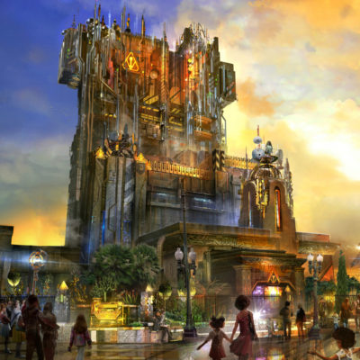 Guardians of the Galaxy–Mission: BREAKOUT! Opens May 27th