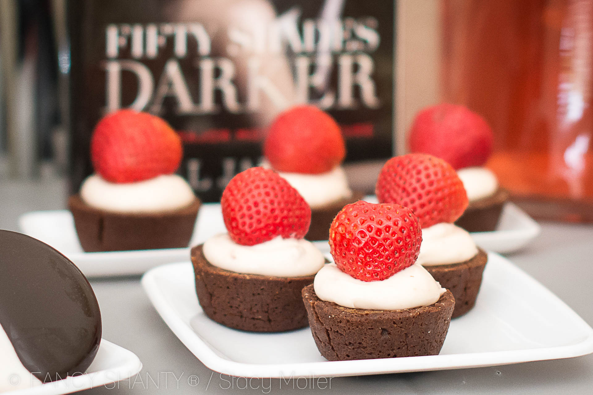 Fifty Shades Darker Party Ideas and Recipes