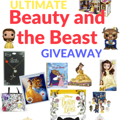 Ultimate Beauty and the Beast Giveaway