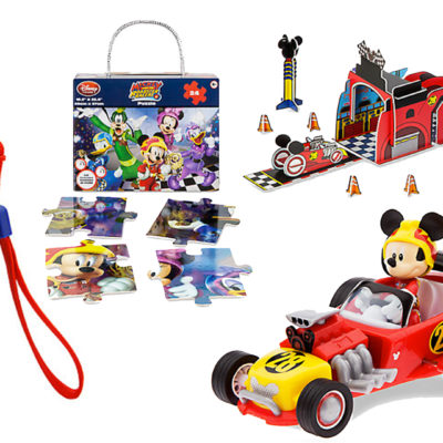 Mickey and the Roadster Racers DVD and Toy Giveaway