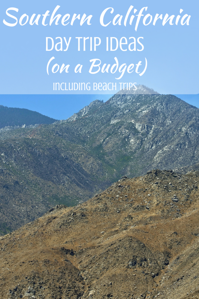 Southern California Day Trips on a Budget