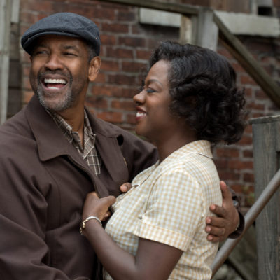 Fences Blu-ray Combo Pack Giveaway