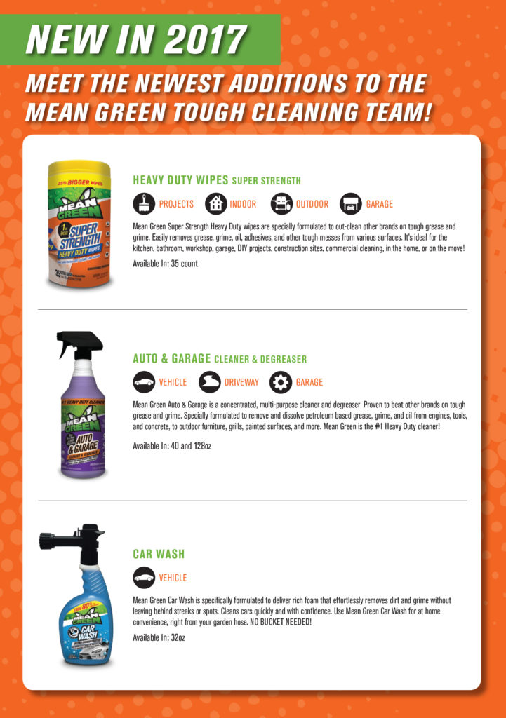 Mean Green Cleaner