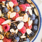 Berry Nutty Oatmeal & Smoothie Recipes