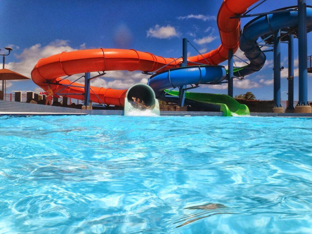 Best Water Slide Parks in California