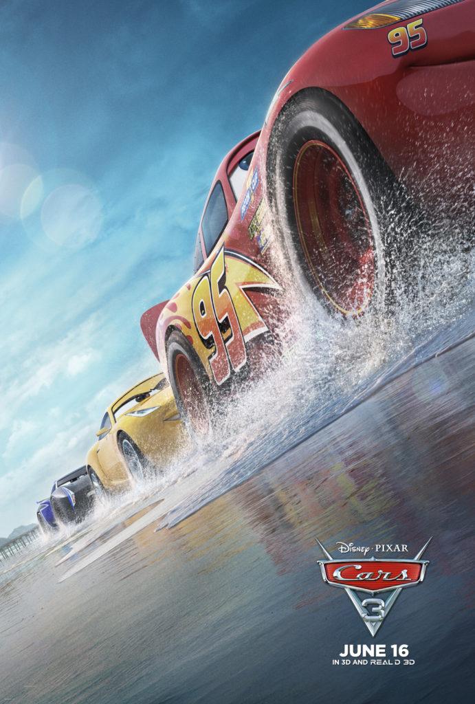 Disney Pixar's Cars 3 Movie Races to Success as Franchise's Best
