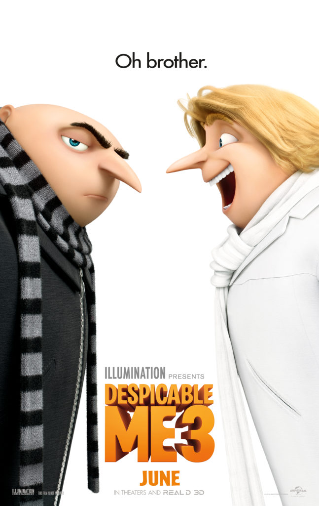 Despicable Me 3 Cast Interviews - Steve Carell, Kristen Wiig, and Pharrell Williams