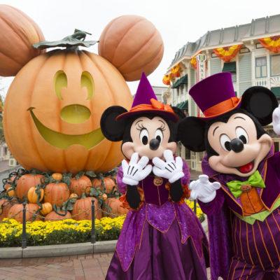 Halloween Time at Disneyland Resort Adds More Spooky Fun, Expands into Disney California Adventure