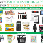 Best Back to School Gifts for Students and Teachers