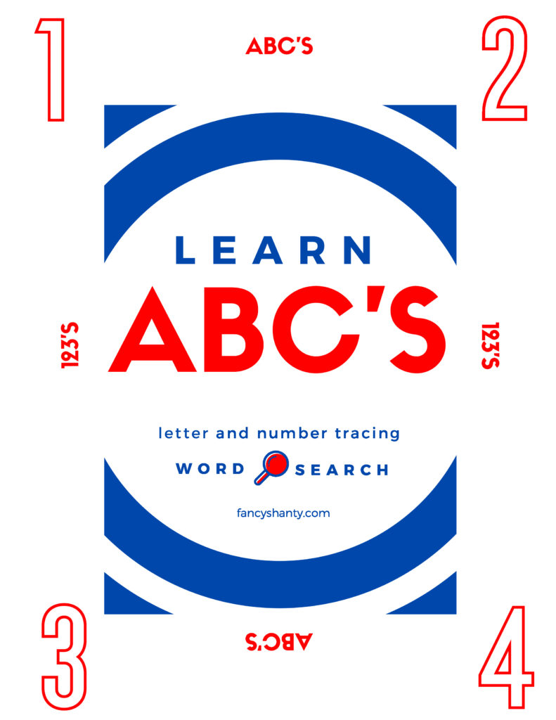 Free Letter Tracing for Preschoolers