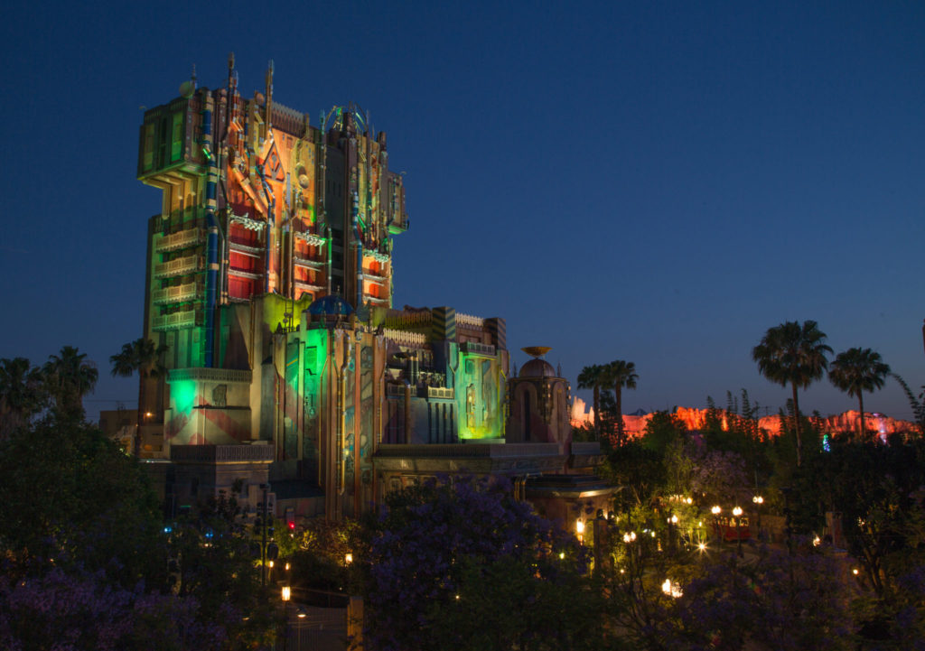 Monsters After Dark - Halloween at Disneyland Bring Monster Mayhem to New Guardians of the Galaxy