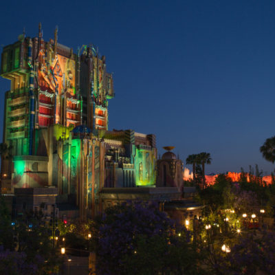 Monsters After Dark – Halloween at Disneyland Bring Monster Mayhem to New Guardians of the Galaxy